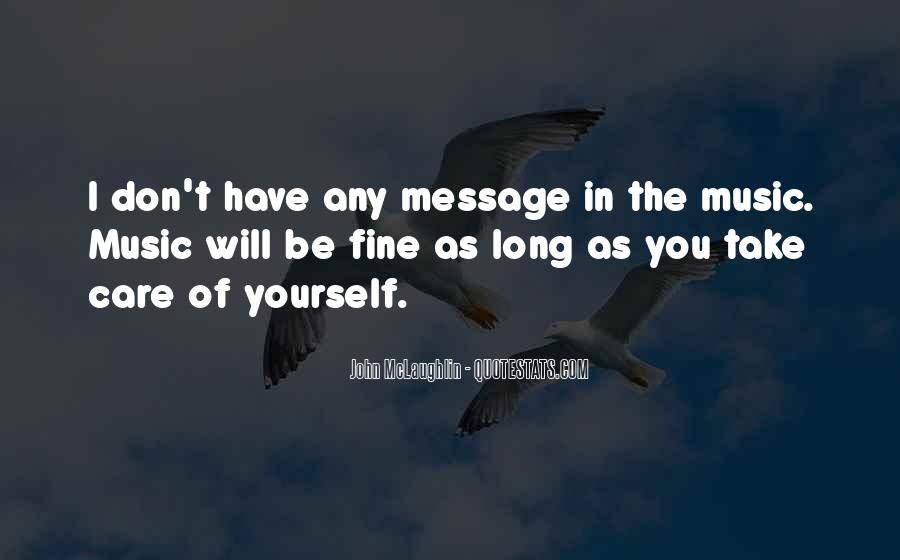Quotes About John Mclaughlin #1761523