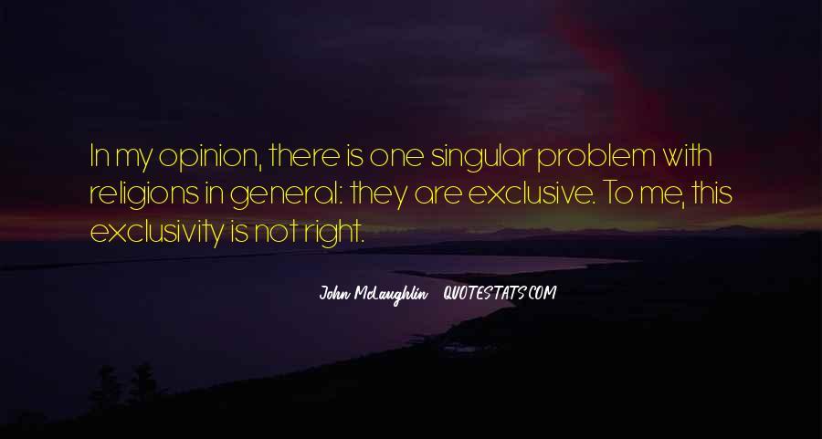 Quotes About John Mclaughlin #281544
