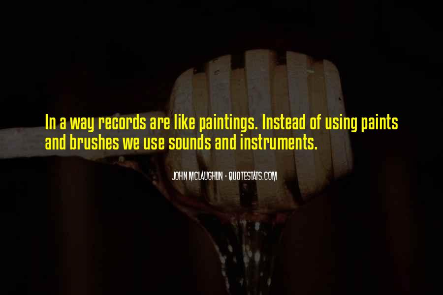 Quotes About John Mclaughlin #936148