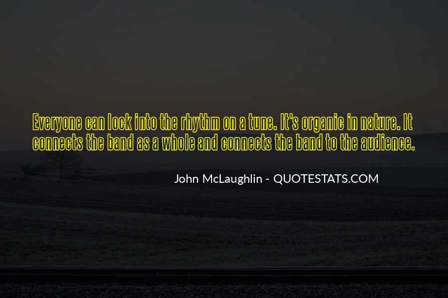 Quotes About John Mclaughlin #962324
