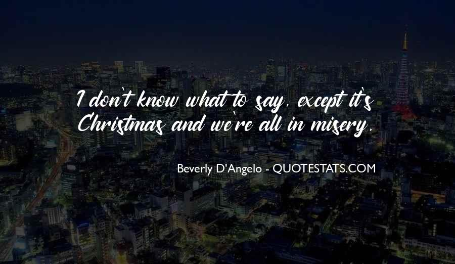 The Christmas Vacation Quotes #1781451