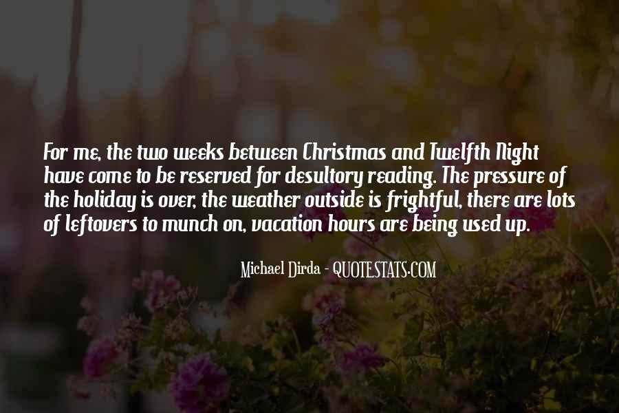 The Christmas Vacation Quotes #448783