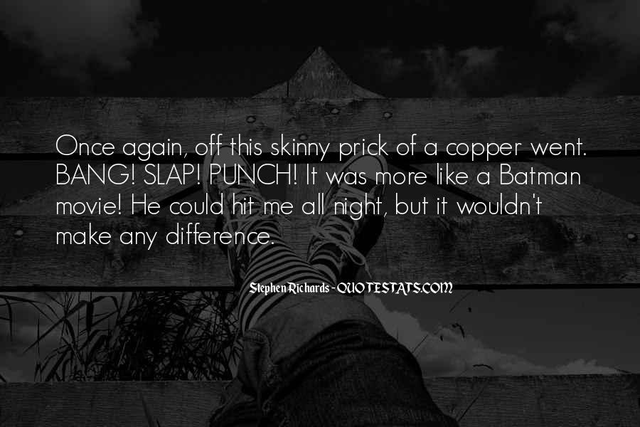 The Cornetto Trilogy Quotes #652137