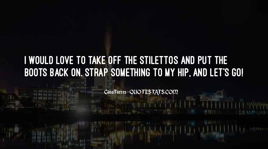 Quotes About Strap #1502176