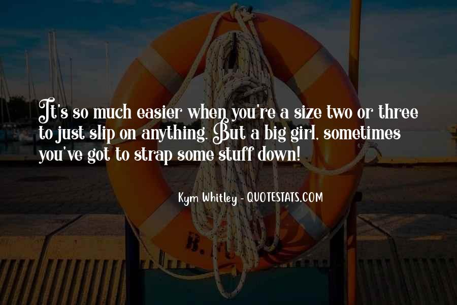 Quotes About Strap #1748242