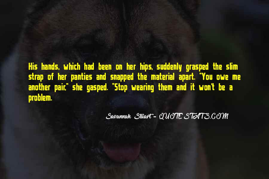 Quotes About Strap #424983