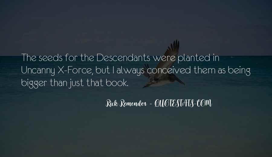 The Descendants Book Quotes #1794290