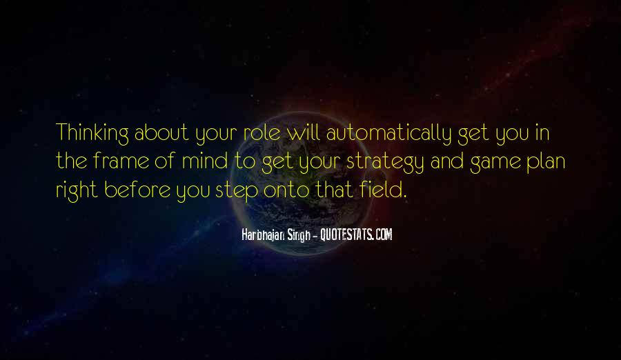 The Game Plan Quotes #1216854