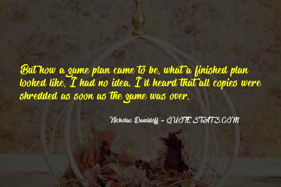 The Game Plan Quotes #1268300