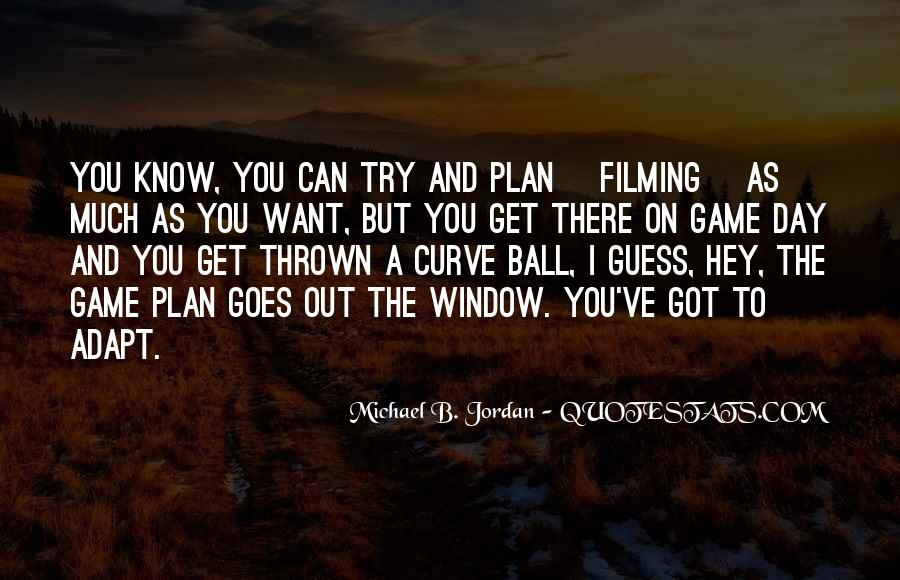 The Game Plan Quotes #1758669