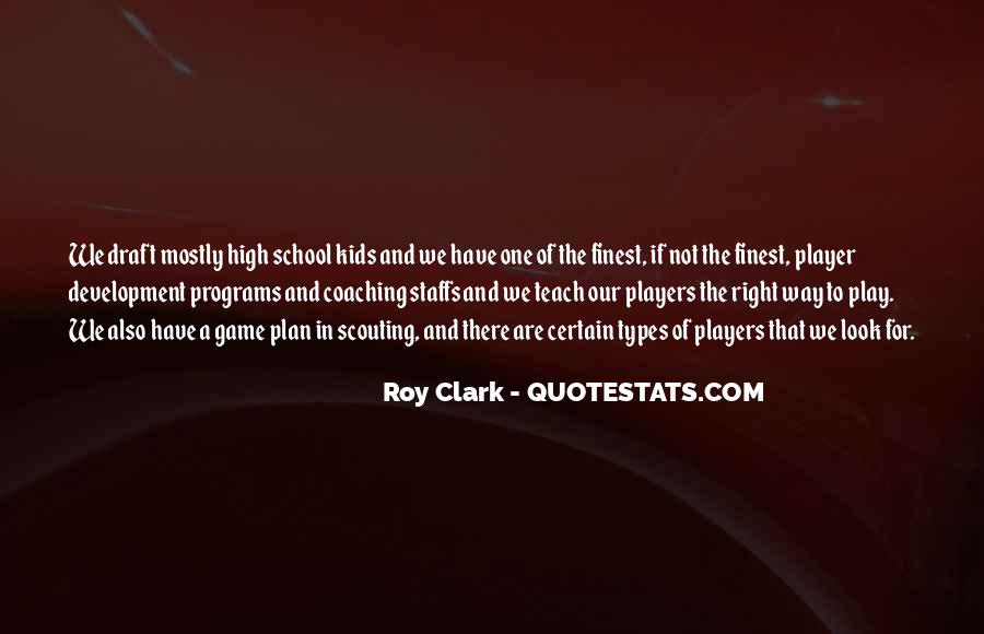 The Game Plan Quotes #294915