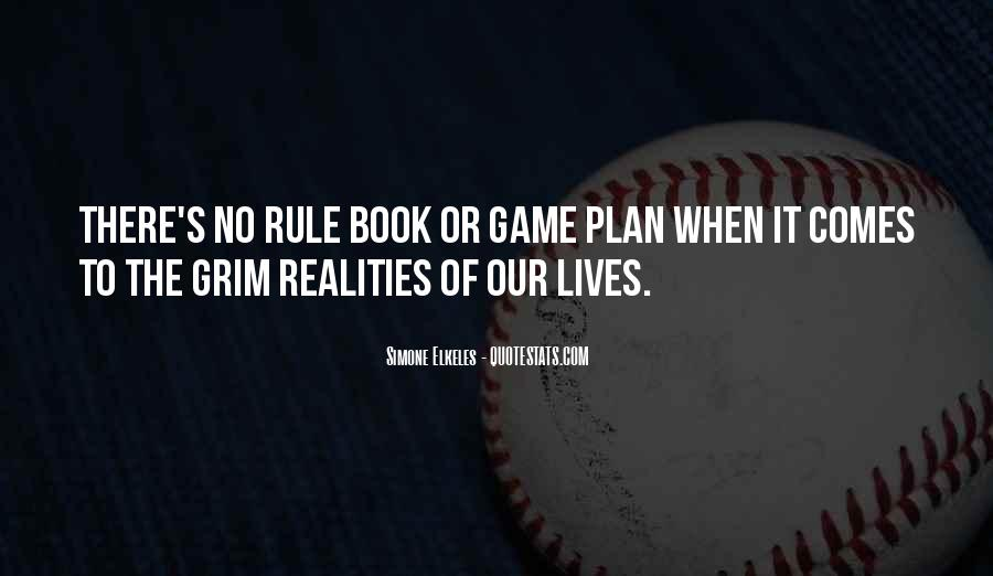 The Game Plan Quotes #365311
