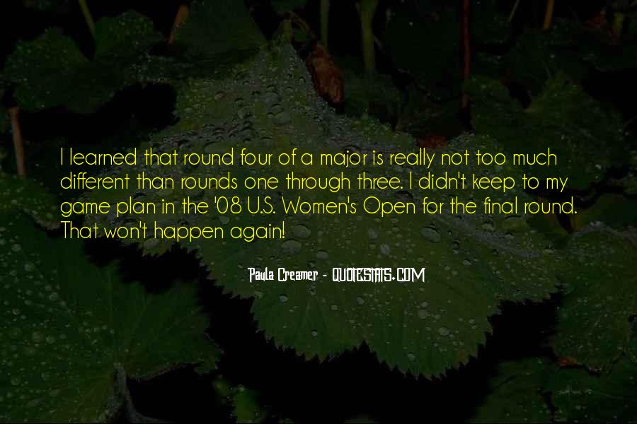 The Game Plan Quotes #485640