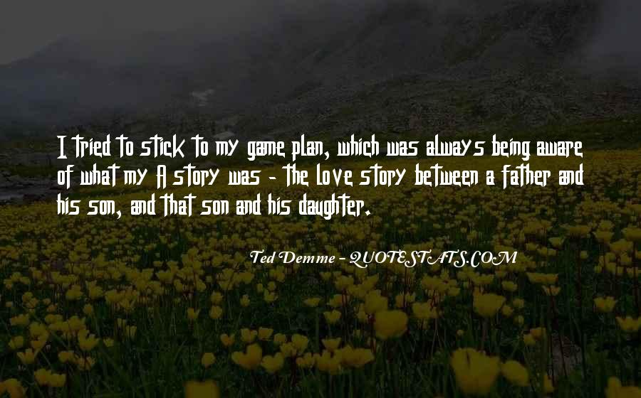 The Game Plan Quotes #578639