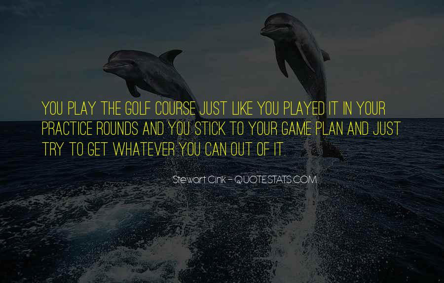 The Game Plan Quotes #936272