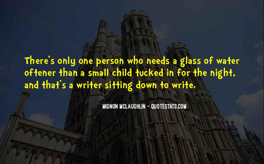 The Glass Child Quotes #1585824