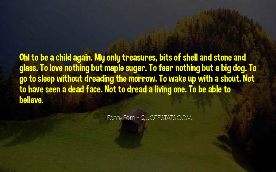 The Glass Child Quotes #1724722