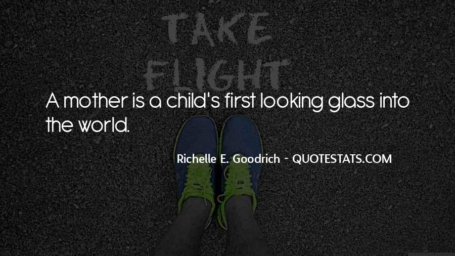 The Glass Child Quotes #879247