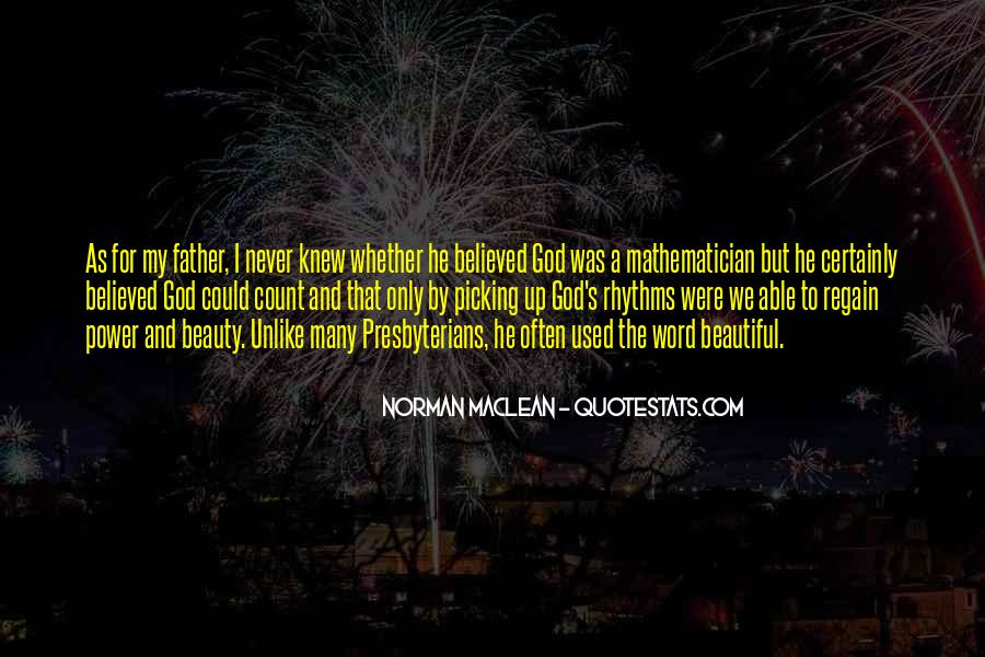 The God We Never Knew Quotes #1370523