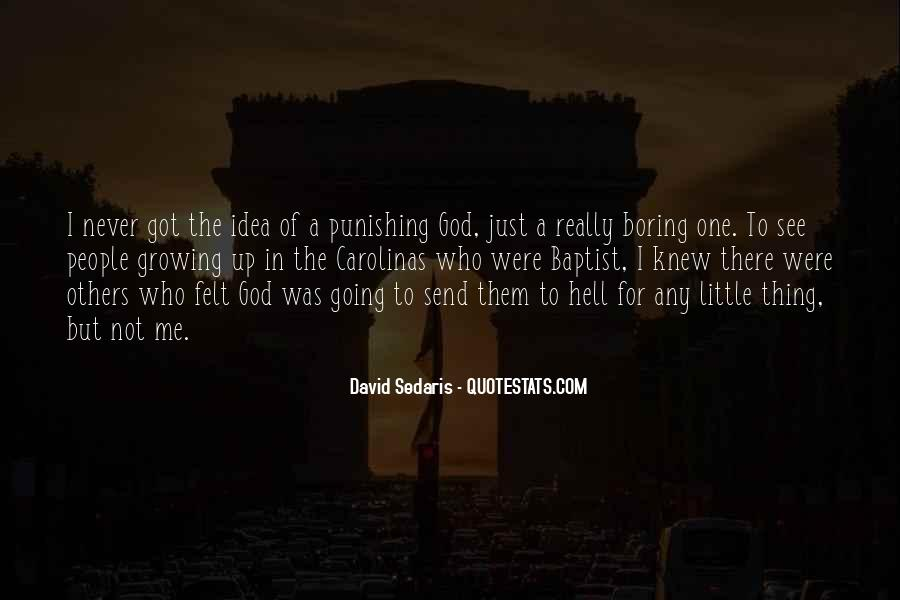 The God We Never Knew Quotes #1515736