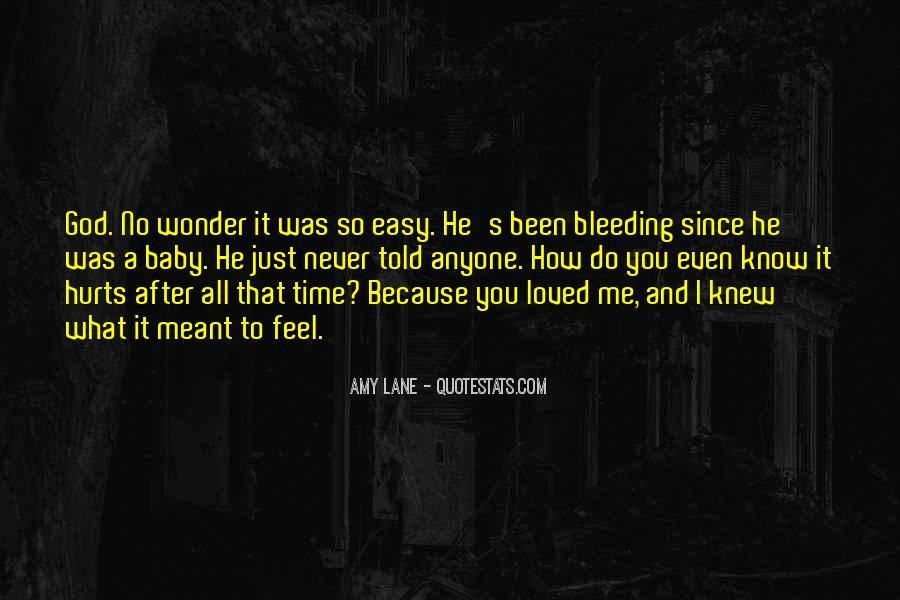 The God We Never Knew Quotes #162513