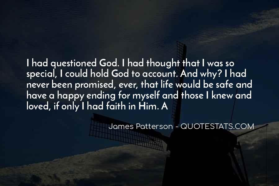 The God We Never Knew Quotes #552996