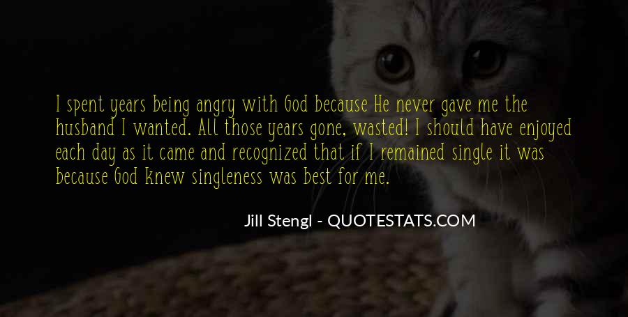 The God We Never Knew Quotes #734833