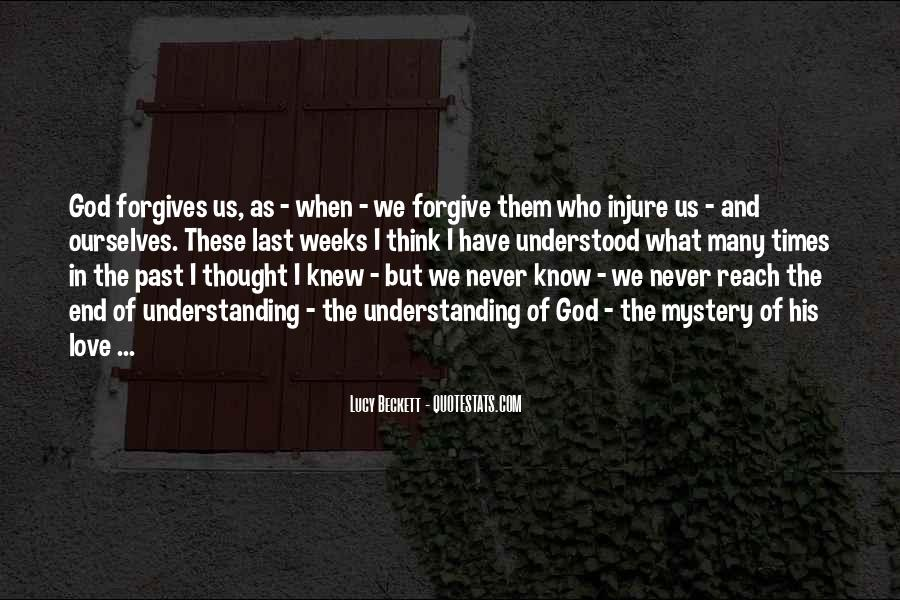 The God We Never Knew Quotes #883992
