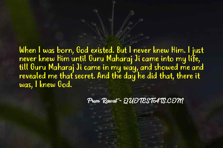 The God We Never Knew Quotes #894213