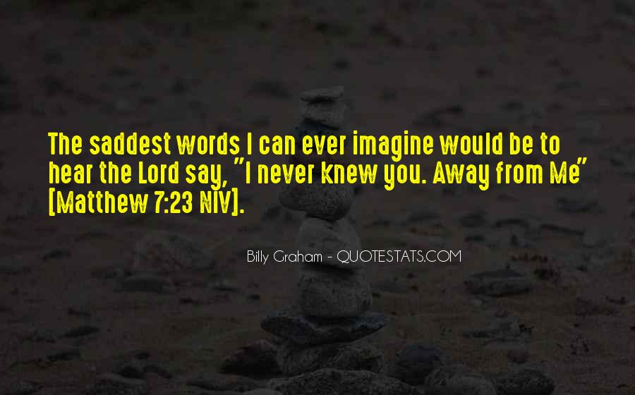 The God We Never Knew Quotes #919995