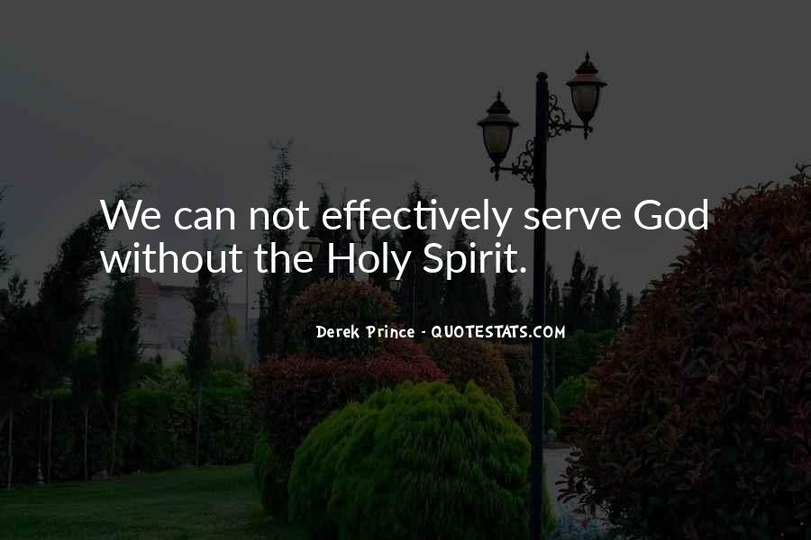 The God We Serve Quotes #1236379