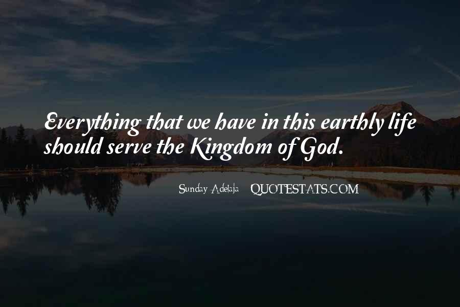 The God We Serve Quotes #552335