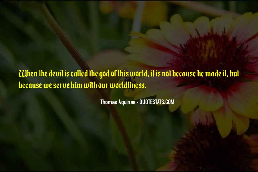 The God We Serve Quotes #75210