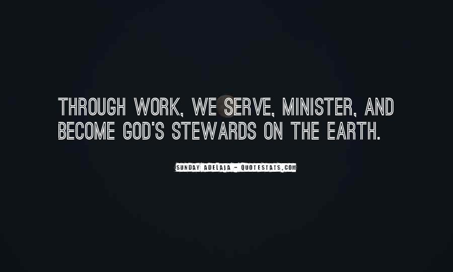 The God We Serve Quotes #970075