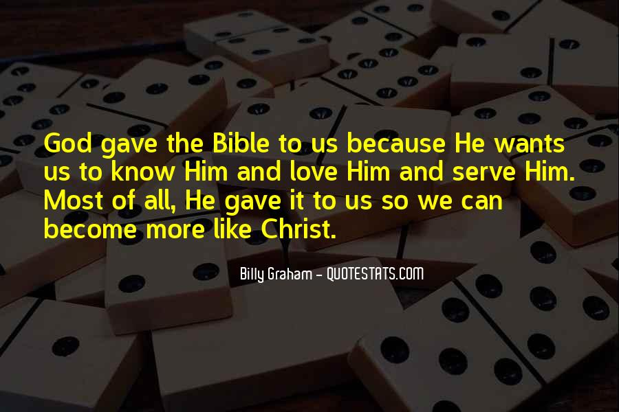 The God We Serve Quotes #978056