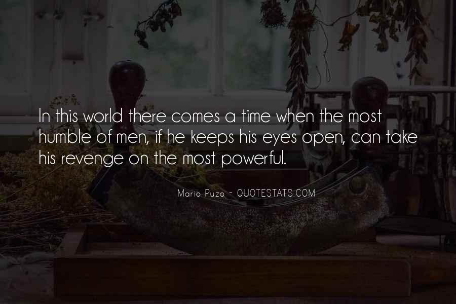 The Godfather Mario Puzo Quotes #1227446