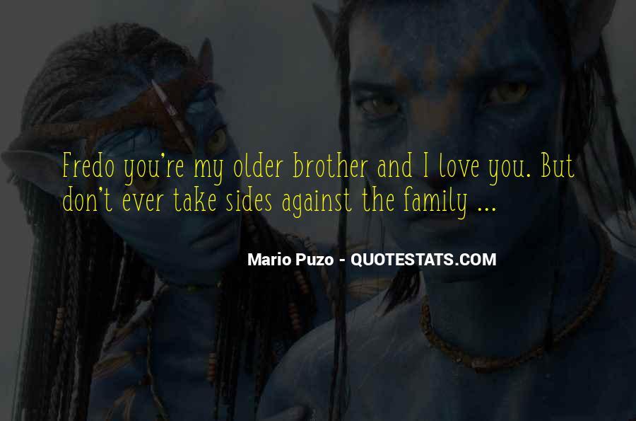 The Godfather Mario Puzo Quotes #1329013
