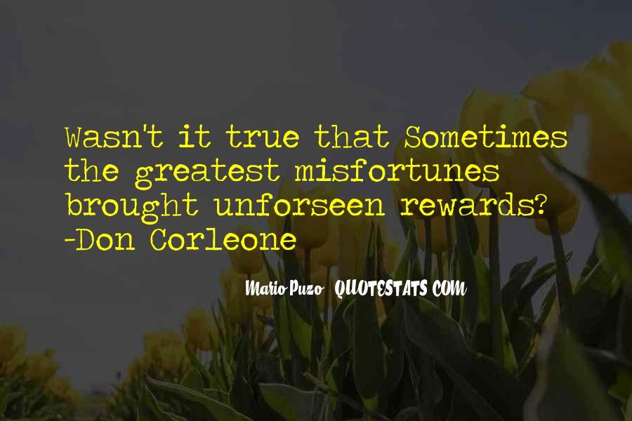 The Godfather Mario Puzo Quotes #135005