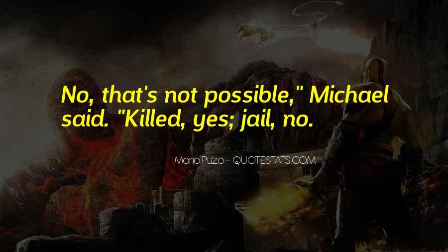 The Godfather Mario Puzo Quotes #1602829