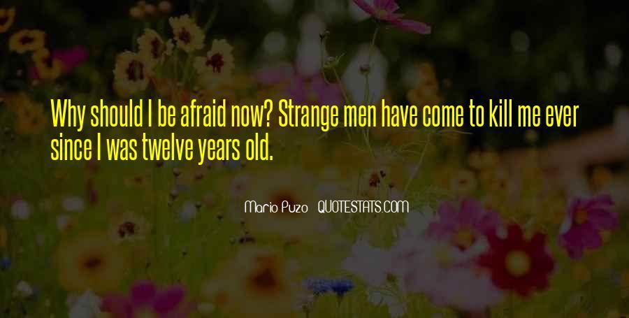 The Godfather Mario Puzo Quotes #1827937