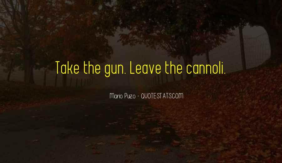 The Godfather Mario Puzo Quotes #429787
