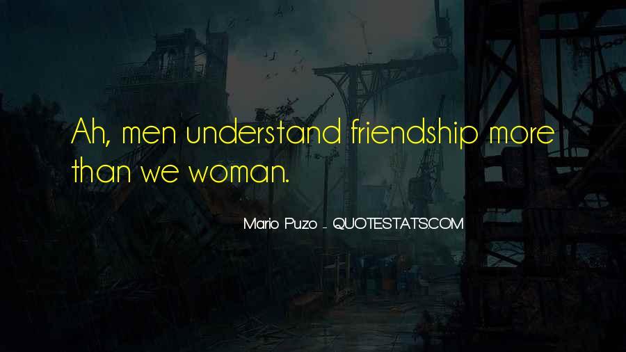 The Godfather Mario Puzo Quotes #448201