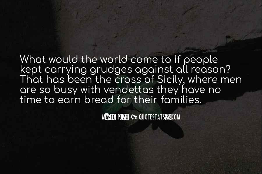 The Godfather Mario Puzo Quotes #485280