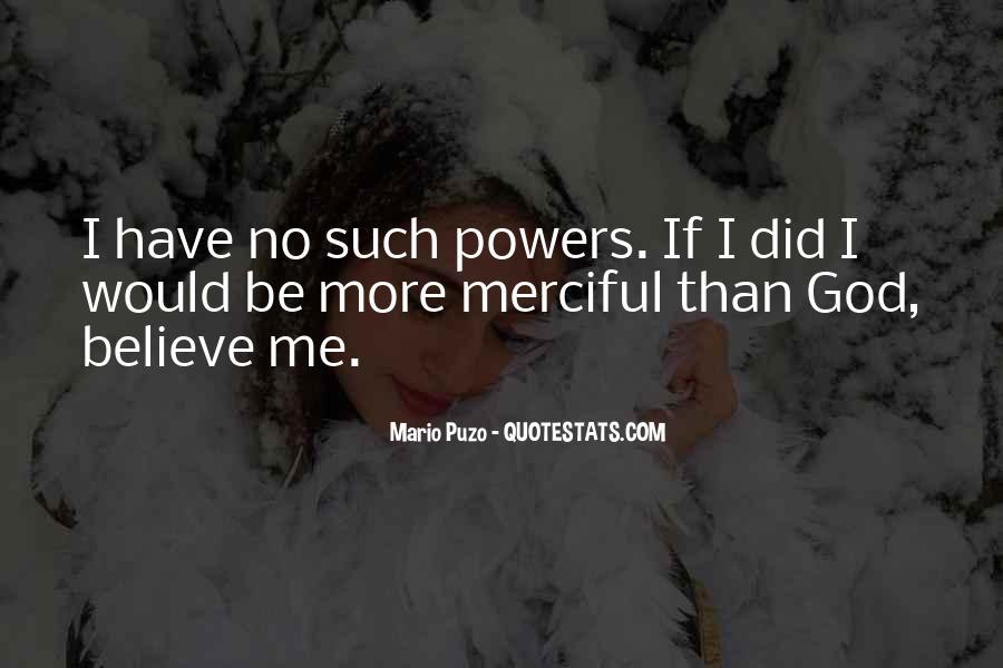 The Godfather Mario Puzo Quotes #496930
