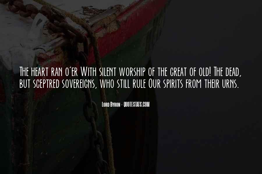 The Great Spirit Quotes #133398