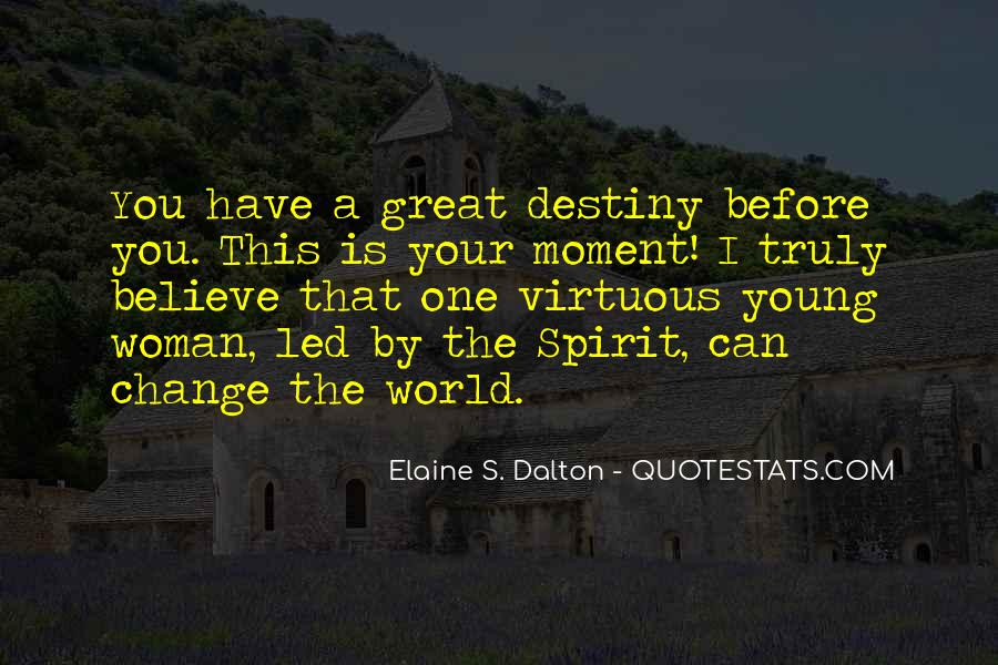The Great Spirit Quotes #255331