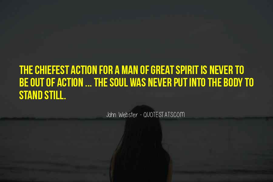 The Great Spirit Quotes #255931