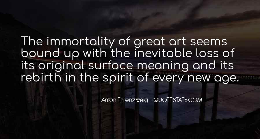 The Great Spirit Quotes #27712