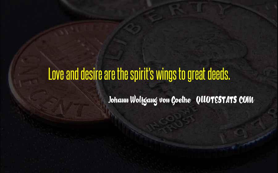 The Great Spirit Quotes #284047