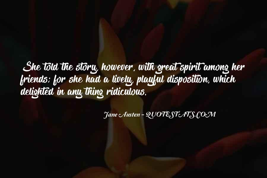 The Great Spirit Quotes #304416